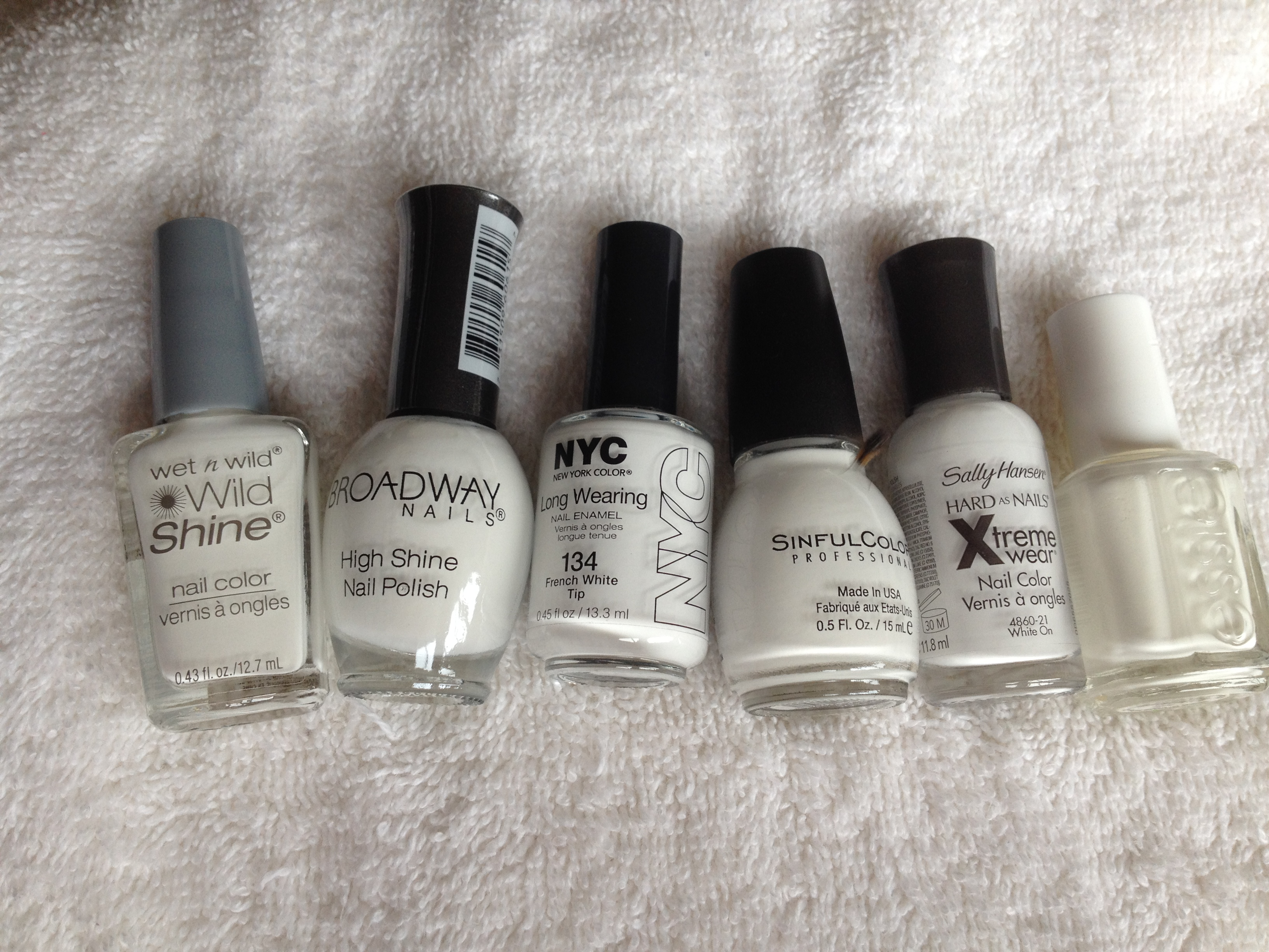 White Nails Are A Thing – Polish Me Snazzy