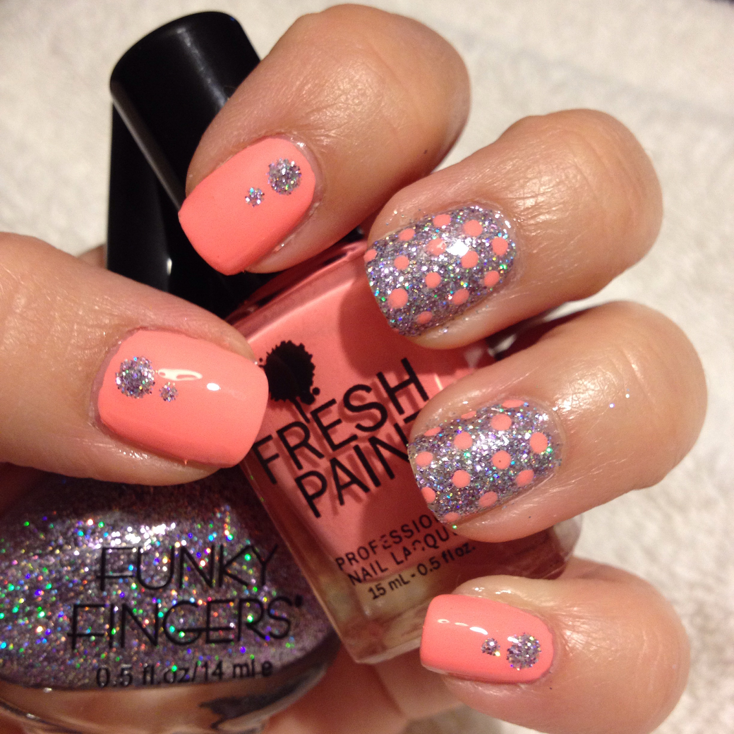 Nails of the Day – Polish Me Snazzy
