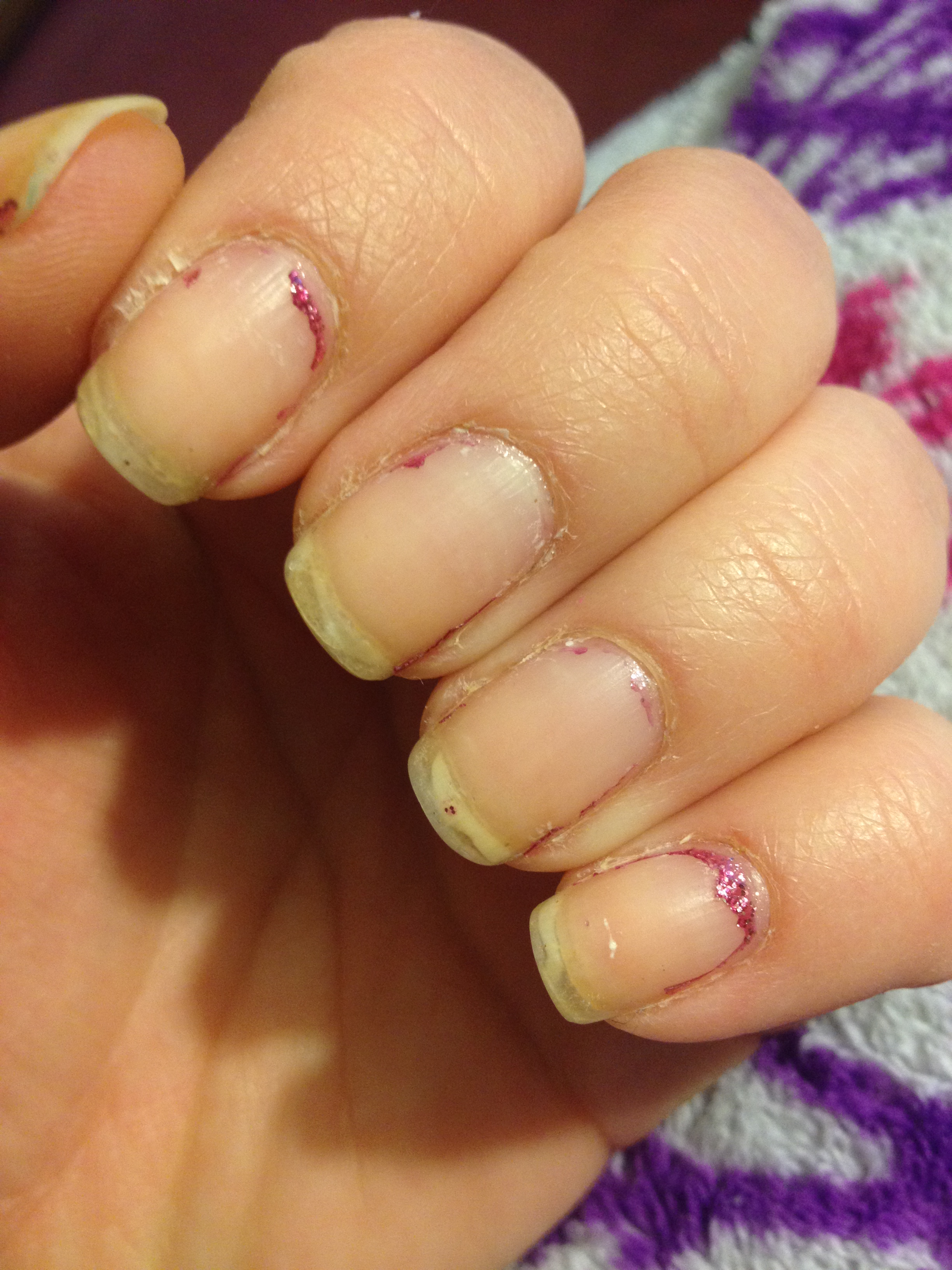 Mastering the Homemade Peel-Off Base Coat – Polish Me Snazzy