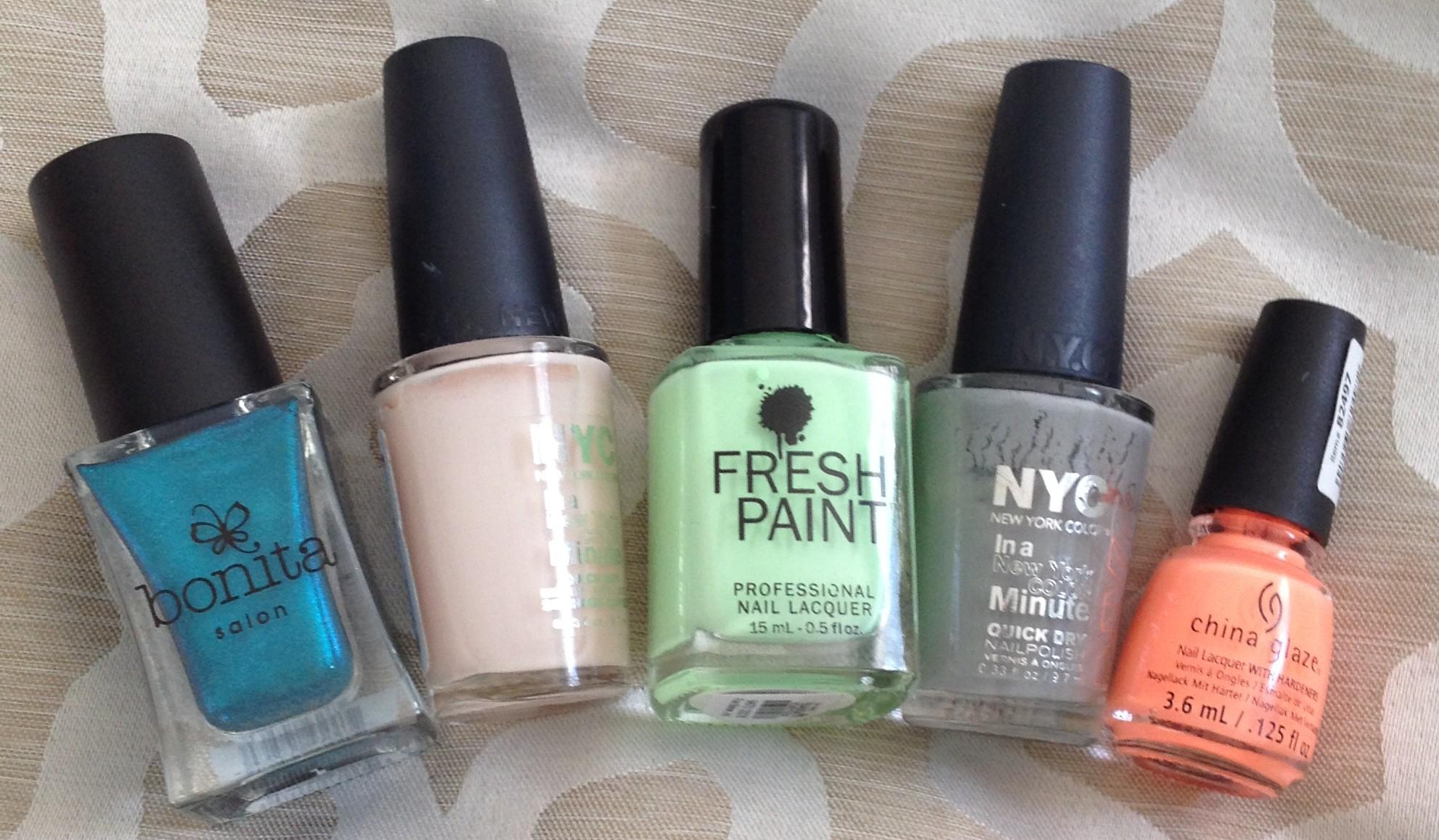 nyc nail polish – Polish Me Snazzy