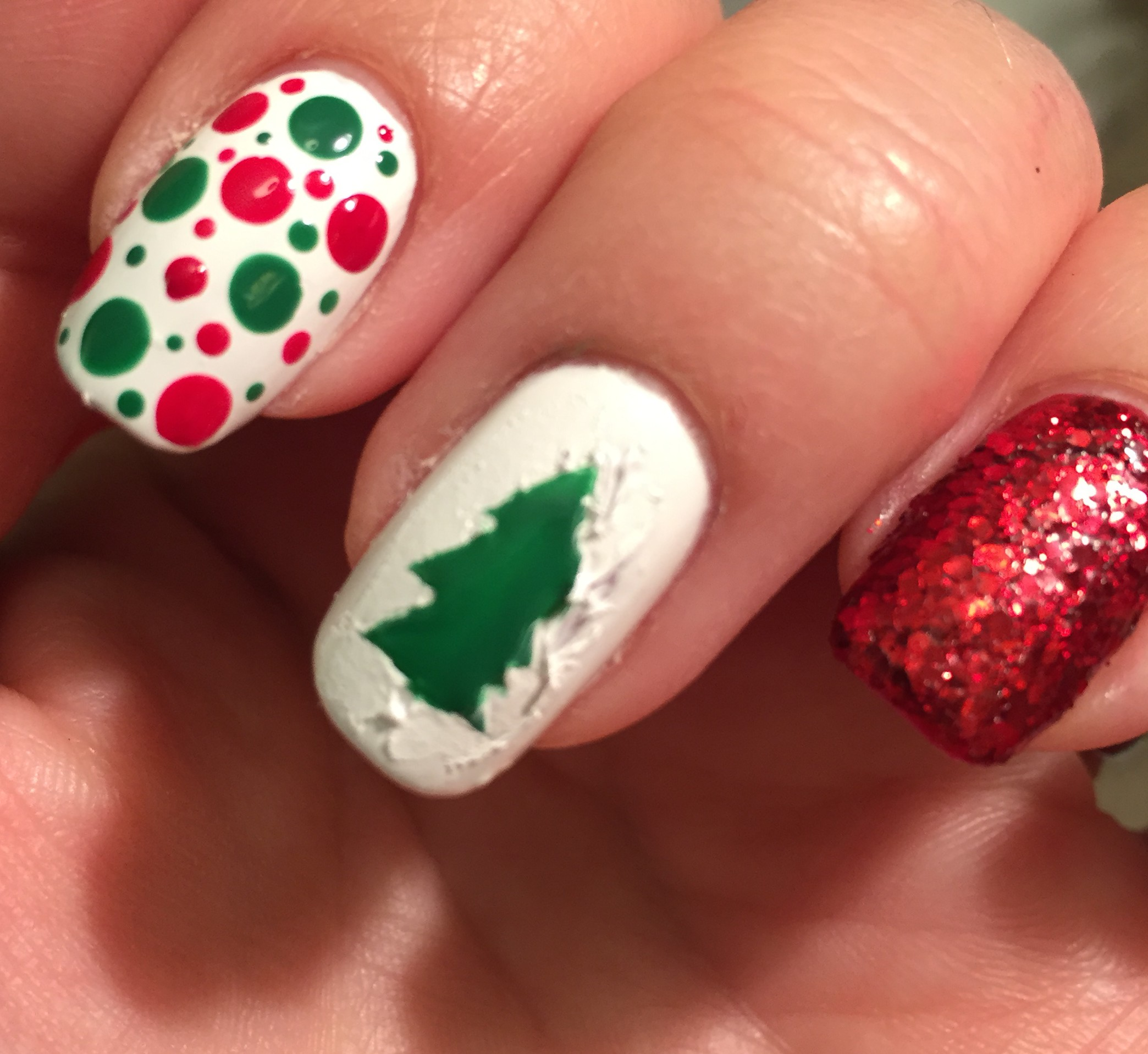 Christmas Nails – Polish Me Snazzy